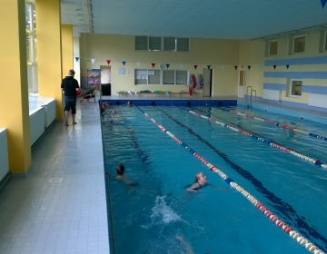Ujumine kui kooli kehaline kasvatus